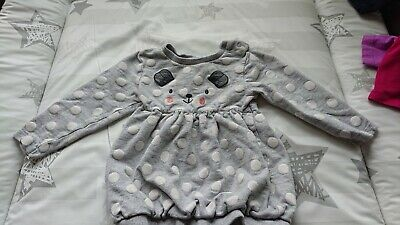 Baby Neue Mode Baby Mädchen Langarm Shirt 74 Shirt Oberteil Babybekleidung Bob Der Bär