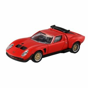 Takara Tomy Tomica Premium 5 Lamborghini Miura Jota Svr