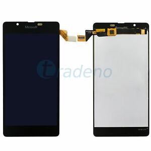 Microsoft-Lumia-540-Komplettset-LCD-Display-Touchscreen-Schwarz-Black-Ecran