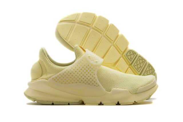 the latest 1273e 02f88 New Men's Nike Sock Dart BR Sz 13 Lemon Chiffon Running 909551-700