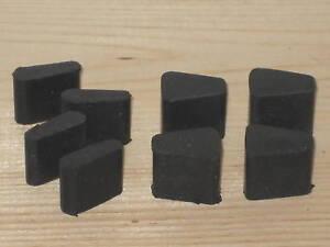 TRIUMPH T90 T100 T110 5T 6T 1953-63 4 SPRING CLUTCH CUSH RUBBERS 57-1472 57-1473