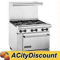 AMERICAN-RANGE-AR-6-36IN-COMMERCIAL-6-BURNER-GAS-RESTAURANT-RANGE-W-STD-OVEN