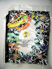 1999 Vintage BURGER KING Fast Food Premium Back to School MESSAGE Brd.#2 MIP C10