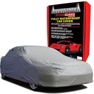 AUTOTECNICA WATERPROOF & Fleece LINED CAR COVER XXL 580CM