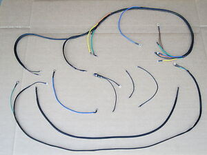 Details about WIRING HARNESS SET FOR IH INTERNATIONAL FARMALL CUB on