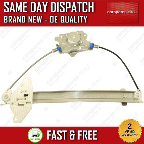 HYUNDAI ACCENT 1999/>2005 FRONT LEFT SIDE ELECTRIC WINDOW REGULATOR 4//5 DOORS NEW