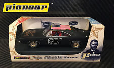 PIONEER 1:32 SCALE 1968 GENERAL GRANT CHARGER - 'SHADY BLACK' EDITION (PO95)