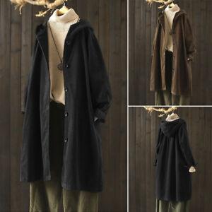 ZANZEA-Womens-Casual-Loose-Corduroy-Hooded-Trench-Coat-Hoodies-Outwear-Cardigan