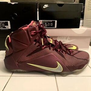 info for a8c52 34912 Details about Nike Lebron 12
