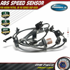 2x ABS Sensor Front Left and Right for Nissan Patrol GR Y61 1997-2009 SUV