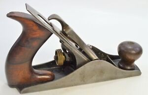Vintage Stanley No. 3 Smooth Plane, Type 4- All Correct Parts