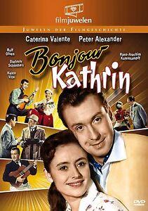 Bonjour-Kathrin-mit-Peter-Alexander-und-Caterina-Valente-Filmjuwelen-DVD