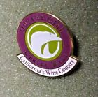 Quyana Club Cruise West California's Wine Country Lapel Pin Small Cruise Line