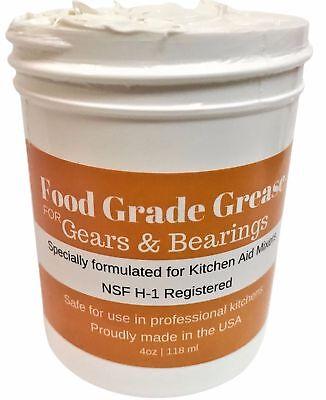 1 repair KitchenAid Grease for Stand Mixer Bearings /& Gear 4 oz Repair Kit