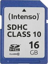 Artikelbild Intenso SD Card Speicherkarte 16GB Class 10