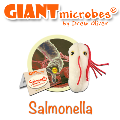 Giant Microbes Original Gut Check Pack Giantmicrobes Officially Licensed plush