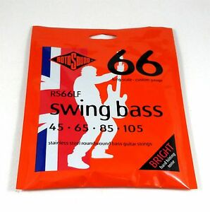 rotosound bass guitar string swing bass rs66lf long scale 45 105 stainless steel 692762077897 ebay. Black Bedroom Furniture Sets. Home Design Ideas