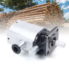 Hot 13 Gpm Hydraulic Log Splitter Pump 2 Stage Pump 3000 Psi For Log Splitters