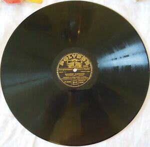 DISCHI-78-giri-Polydor-66663-OSKAR-FRIED-NONA-SINFONIA-BEETHOVEN-N-180