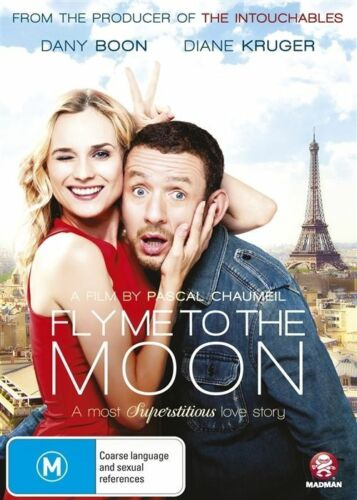 1 of 1 - Fly Me To The Moon (DVD, 2014)Diane Kruger*R4*