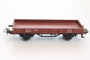 Maerklin-Gueterwagen-Niederbordwagen-Eisenbahn-DB-2080-3231791-8-bespielt-HO
