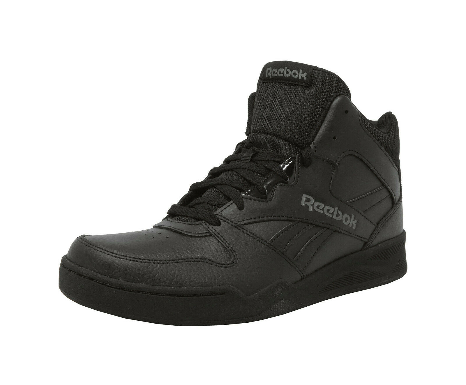4b94c6fb49ab8 Reebok Men s Royal BB4500 Hi2 4E Extra Wide shoes CN8646 - Black Alloy
