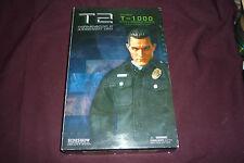 "Sideshow 1/6 Scale 12"" Terminator 2 Robert Patrick T-1000 Action Figure MISB"