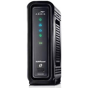 Motorola-SBG6580-Docsis-3-0-Wireless-Modem-Router-W-Power-cord-Fast-Shipping