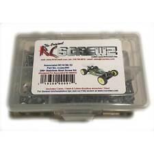 Team KNK Stainless Steel Hardware Kit For Team Associated RC10 RC Car #KNKRC1001