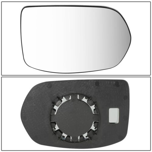 FOR 2007-2011 HONDA CRV FACTORY STYLE DOOR MIRROR GLASS LENS PASSENGER RIGHT LH