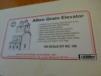 American Model Builders Ho 166 Alton Elevator Kit Form
