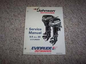 johnson 35 hp repair manual