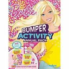 Barbie 2015 Annual and Activity Bumper Pack Paperback Color