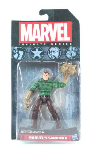 "MARVEL SERIE infinite Marvel/'S SANDMAN Classic 3.75/"" ACTION FIGURE GIOCATTOLO-NUOVO"
