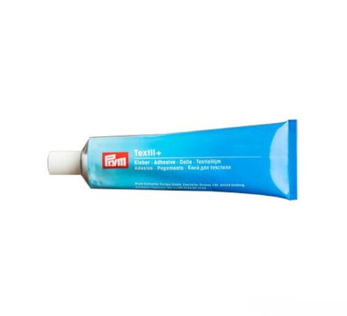 Colla per Tessuti Pelle Gomma Legno plastica 30g Prym 968008