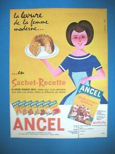 PUBLICITE-DE-PRESSE-ANCEL-LEVURE-D-039-ALSACE-PATISSERIE-ILLUSTRATION-DE-MENDEZ-1954