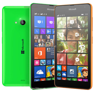 682eb2d1915 Nokia Microsoft Lumia 535 Windows Wifi 5.0MP 5