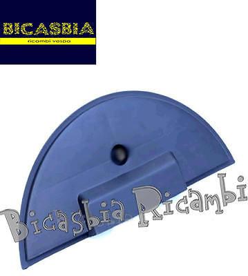 0008 - Protezione Ruota Di Scorta Vespa Px T5 125 1985-1989 Vnx5t Ricco Di Splendore Poetico E Pittorico