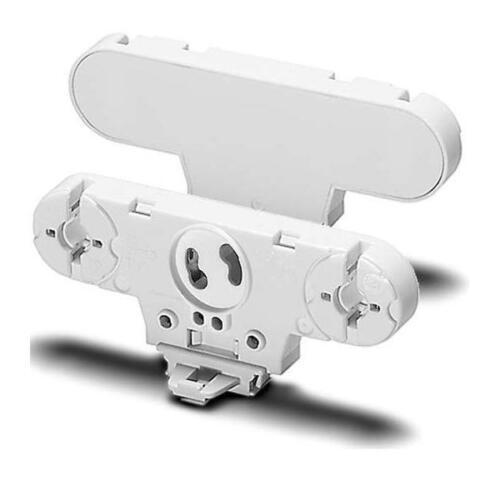 Houben Dopp.-Fassung G13 100484 weiß Lampenfassungen Kunststoff Dopp.-Fassung