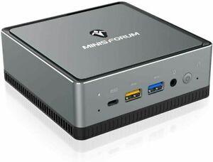 Mini PC UM700 AMD Ryzen 7 3750H Processor Quad Core 16GB DDR4 512GB SSD Win10 pr