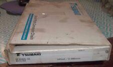 Tsubaki Small Pitch Conveyor Chain Rf2040s Ss B131101 10 3 048mm Wl46