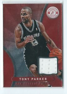 2012-13-Totally-Certified-Tony-Parker-Red-GU-JERSEY-RELIC-SPURS