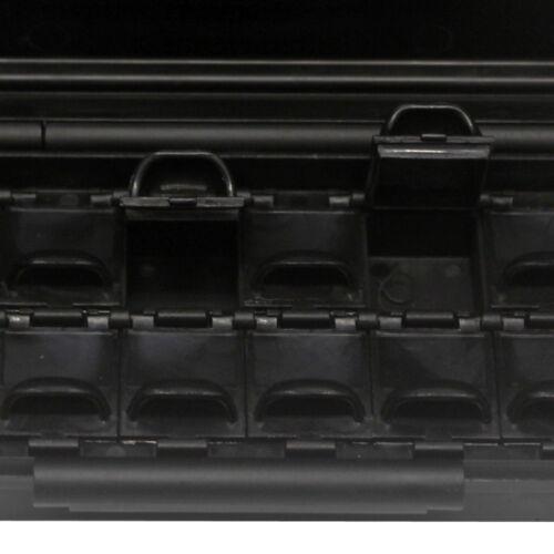 AideTek BOXALL40AS ESD safe SMD parts box w//40 bins anti-statics Box Organizer