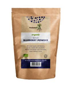 Organic-Wild-Blueberry-Powder-Raw-Freeze-Dried-Bilberry-Vegan-Premium
