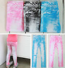 Top Kid Toddler Clothes Girls Leggings Trousers Pants Size 2-7Y 3 Colors Option