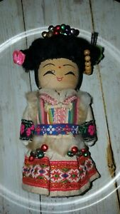 Vintage-wooden-6-034-international-doll-no-markings-g1