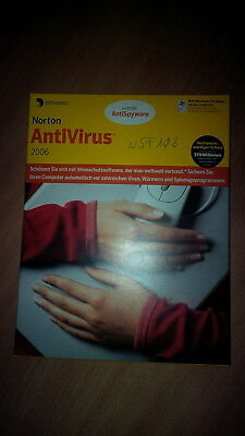 Norton Antivirus, Internet Security, 2006, Software