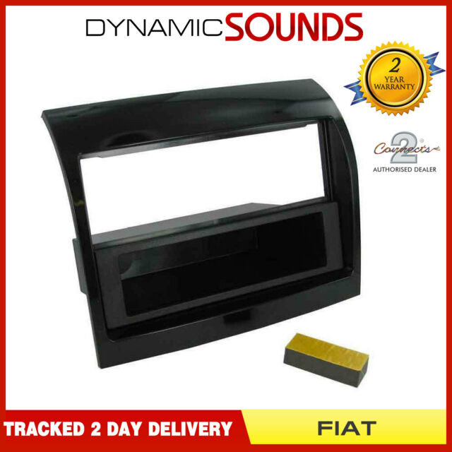 CT24FT12 CD RADIO STEREO FACIA FASCIA PLATE TRIM FITS FIAT DUCATO 2006-2011