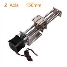 150mm Stroke Cnc Mini Z Axis Slide Diy Linear Motion Milling 3 Axis Engraving
