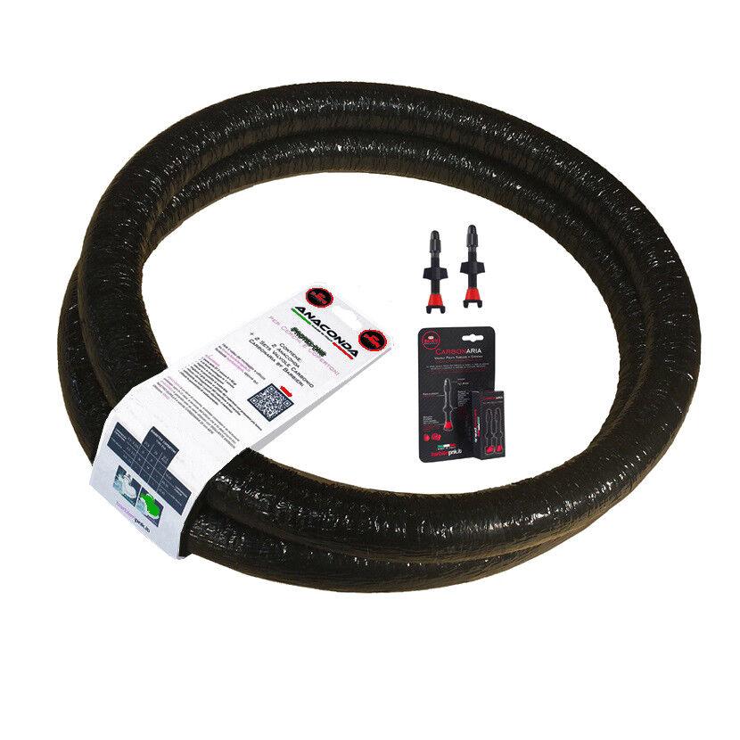 Anaconda strong internal mousse for tires 700 x 32-45mm Gravel Barbieri bike